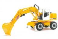 Bruder Escavatore giallo Liebherr  COD 02426