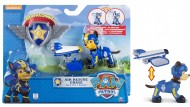 Spinmaster 20071465 - Air Rescue Chase Paw Patrol Action Pack Pup & Badge
