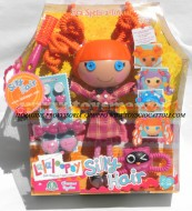 !!! LALALOOPSY !!! LALALOOPSY SILLY HAIR CON CAPELLI FLESSIBILI PERSONAGGIO BEA SPELL-A-LOT  COD 12183 toys , BRINQUEDOS ,JUGUETES , JOUETS , giocattolo