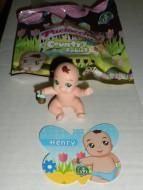 Paciocchini!!!! Country Babies!!!! personaggio HENRY  GIOCHI PREZIOSI NOVITA Paciocchini!!!! Country Babies!!!!