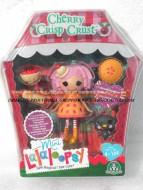 GIOCHI PREZIOSI !!!! MINI LALALOOPSY !!! LALALOOPSY MINI SUGAR AND SPICE  ,PERSONAGGIO CHERRY CRISP CRUST , toys , BRINQUEDOS ,JUGUETES , JOUETS , giocattolo COD 12180