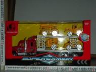 Linea in camion trasporto auto economico