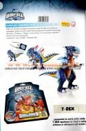 !!! Novità Dinofroz !!!! novità 2012 Dinofroz e i nemici draghi offerta serie completa 3 pezzi personaggio T-Rex , Smilodon , Generale Vlad , cod 07283