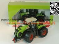 SIKU Claas Xerion 4500 - Siku Farmer LIMITED EDITION 2000PZ SCALA 1/32