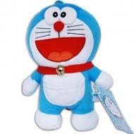 Peluche Doraemon con bocca aperta - 21 cm - Pupazzo originale