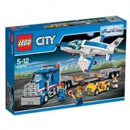 LEGO City Space Port - Trasportatore di Jet 60079