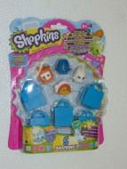SHOPKINS BLISTER 5 SHOPKINS 3 SERIE 56003