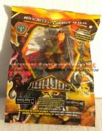 GORMITI POPOLO DELLA FORESTA  , TRIBO DA FLORESTA  PERSONAGGIO BURNING NCR 02625 toys , BRINQUEDOS ,JUGUETES , JOUETS , giocattoli