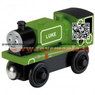 Mattel Trenino Thomas Fisher Price Y4087 - Veicolo Luke Small
