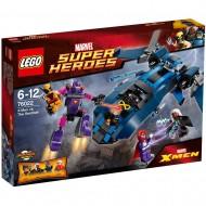 LEGO 76022 - LEGO Super Heroes X-Men Contro La Sentinella