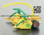 SIKU 2267 - Trince Champion 3000 scala 1/32 fuori produzione in metallo