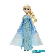 Disney Frozen Elsa Mantello Cambia Colore di Hasbro B6700-6699