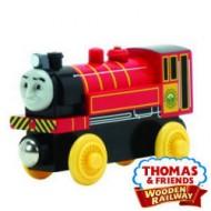 Trenino Thomas & Friends personaggio Victor in Legno cod LC98019