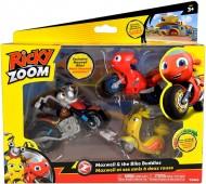 blister con personaggi Scootio - Maxwell - Ricky Zoom lungh e circa 9 cm cod rcy 02000