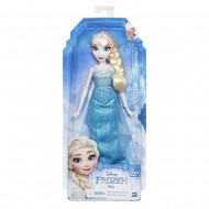 Disney Frozen , Fashion Doll Classica Elsa  di Hasbro B5163-B5161