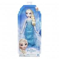 Disney Frozen , Fashion Doll Classica Elsa  di Hasbro B5163-B5161