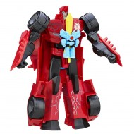 Transformers Power Hero Sideswipe & mini-con Windstrike B7068-B7067 di Hasbro