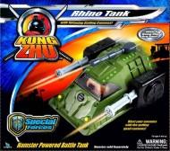 !!!!GIG !!GIOCHI PREZIOSI Kung Zhu Pets - Veicolo da combattimento - Carro armato Rhino PER PERSONAGGIO ROCK-O COD 88301