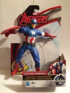 Marvel Avengers - Mighty Battlers Figures Capitan America B2589-B1202