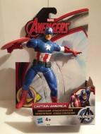 Marvel Avengers - Mighty Battlers Figures Capitan America B2589-B1202