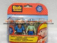 !!Bob Aggiustatutto!! Blister contenente 2 personaggi : David Mockney e Wendy !! Ogni personaggio e' articolato e misura circa 6,5 cm , cod. 470629