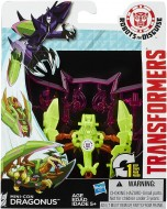 Transformers Robots in Disguise Mini-Con Dragonus, Hasbro B1973-B0763