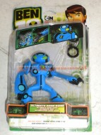 !!!! NOVITA' BEN TEN , BEN 10 TOYS !!! PERSONAGGI BEN TEN ULTIMATE ALIEN VERSIONE DELUXE PERSONAGGIO ULTIMATE ECHO ECHO COD 37533