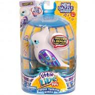 Little Live Pets Cocoritos Serie 4 Lucky Lee di Giochi Preziosi LPB01000