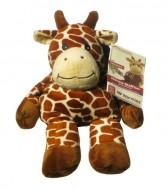 Warmies Peluche Termico Giraffa