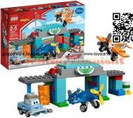 "LEGO DUPLO10511 PLANES La scuola di volo DUPLO - Disney Planes - ""Skipper's"" Flight School - 10511"