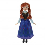 Disney Frozen , Fashion Doll Classica Anna  di Hasbro B5163-B5161