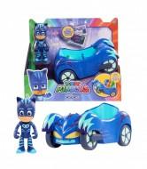 Giochi Preziosi - Super Pigiamini PJ Masks Personaggio Luminoso con Bracciale per Bambino, Gattoboy … B01NBN5FBA