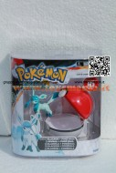 !!!! POKEMON !!!! GLACEON,  + POKE BALL,CCP 18002