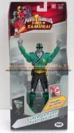 !!!!! NOVITA' 2012 !!!!! NUOVI POWER RANGERS Super SAMURAI PUGNI ROTANTI personaggi , foresta VERDE 16,5 CM toys , BRINQUEDOS ,JUGUETES , JOUETS , giocattolo COD 69001