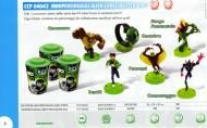 Giochi Preziosi Ben 10 Alien Forse Minipersonaggi blister 3 pz