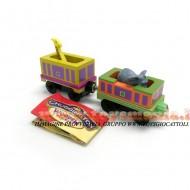 Chuggington:TRENINO CHUGGINGTON MODELLO PERSONAGGIO WOOD SAFARI CARS COD LC56014 giocattoli , toys , BRINQUEDOS ,JUGUETES , JOUETS