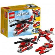 LEGO Creator 31013 - Tuono Rosso