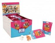 Cuccioli Cerca Amici - Cagnolini -in  Bustina - offerta scatola completa 24 pezzi una scatola chiusa PMP01000