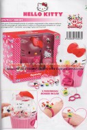 HELLO KITTY !!!! NOVITA' CASA SQUISKY  DI HELLO KITTY !!! COD 470557