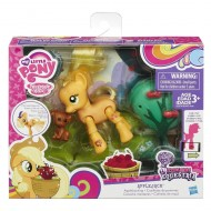 My Little Pony articolati con accessorio - Apple Jack B5674-B3602 di Hasbro