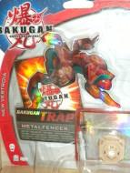 Giochi Preziosi Bakugan Trappola serie 2 modello 1 METALFENCER