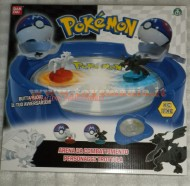 !!!!! POKEMON !!!!! NUOVISSIMO ARENA PER POKEMON BLACK AND WRITE . BIANCO E NERO COD 85991