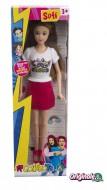 Giochi Preziosi - Me Contro Te Bambola DOll 29 cm personaggio sofi con gonna rosa spedito1 pezzi
