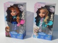 FROZEN - PRICIPESSA ANNA ED ELSA  LARGE DOLL 35 CM GPZ18475