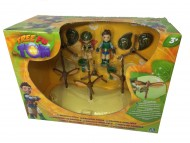 Tree Fu Tom Squizzle volante Playset New - Tom & Twigs figures 80272