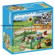 PLAYMOBIL 5123 RECINTO DEI CONIGLI  X FATTORIA COUNTRY