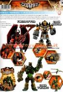 !!!Gormiti 2012 !!! offerta formata da 3 pezzi , gormiti IL SIGNORE DELLA FORESTA , TERRA  E FIRESPITTER , LORD AGROM , LORD TASARU , FIRESPITTER toys , BRINQUEDOS ,JUGUETES , JOUETS , giocattolo COD 02621