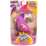 Little Live Pets Cocoritos Serie 4 Polly Locket di Giochi Preziosi LPB01000