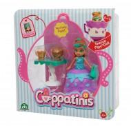 Cuppatinis Mini Doll con Accessorio, Carmela la Crème di Giochi Preziosi CUA02000