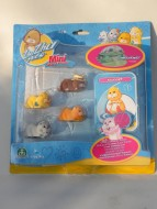 nuova serie zhu zhu pets mini in blister
